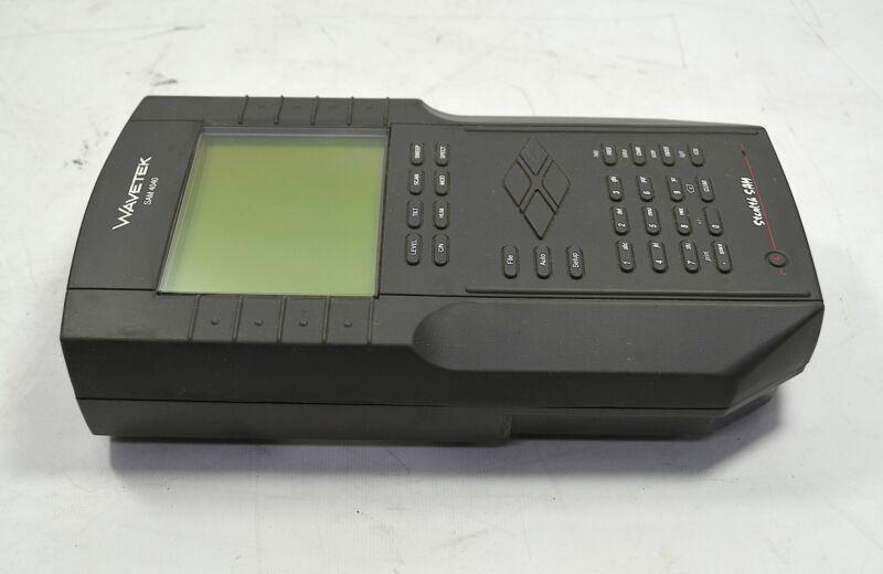Wavetek Sam 4040 CATV analyzer