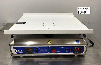 Wave Bioreactor Base20eh System 20e Rocker Used Working 90 Day Warranty