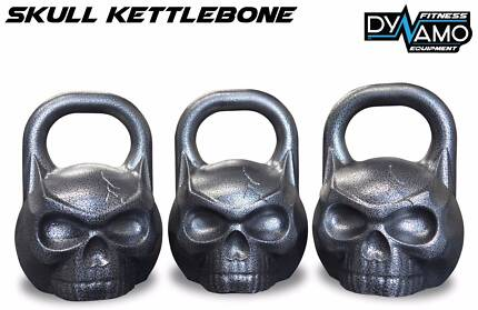 Kettlebells Skull Shape Pro Grade 10-32kg NEW in Box
