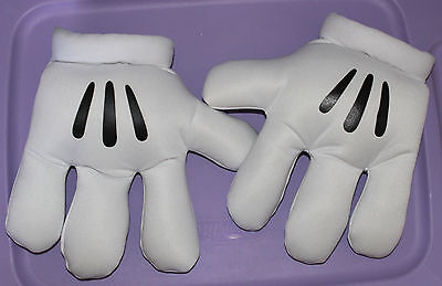 Disney Parks Store Mickey Minnie Mouse Plush Big hands gloves 10