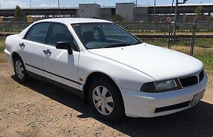 1998 Mitsubishi Magna Sedan Eagle Farm Brisbane North East Preview