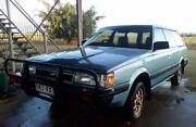 1991 Subaru Brumby 4wd Wagons x 2 - Currently Daily Driver Cairns Cairns City Preview