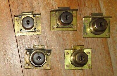 5 MILLS Slot Machine Locks----No Keys