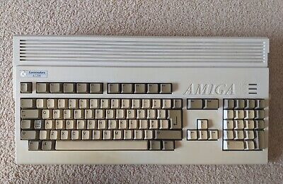 Commodore Amiga A1200 Vintage Home Games Computer, Working + Games