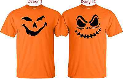 Happy Halloween All Styles Smiley scary face Funny Cute Shirts Unisex S-4xl (Smiley Face Happy Halloween)