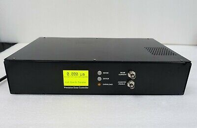 Varian Semiconductor Equipment 46485-00 Precision Dose Controller Powers Up