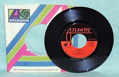 ABBA  Waterloo  45 RPM  ATLANTIC 3035  NM/UNPLAYED  1974 ORIGINAL