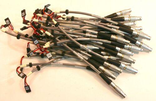 Lemo Circular Connector FGG 1B (4-pin) cable