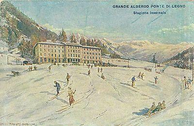 Brescia Grand Hotel Ponte di Legno f.p.