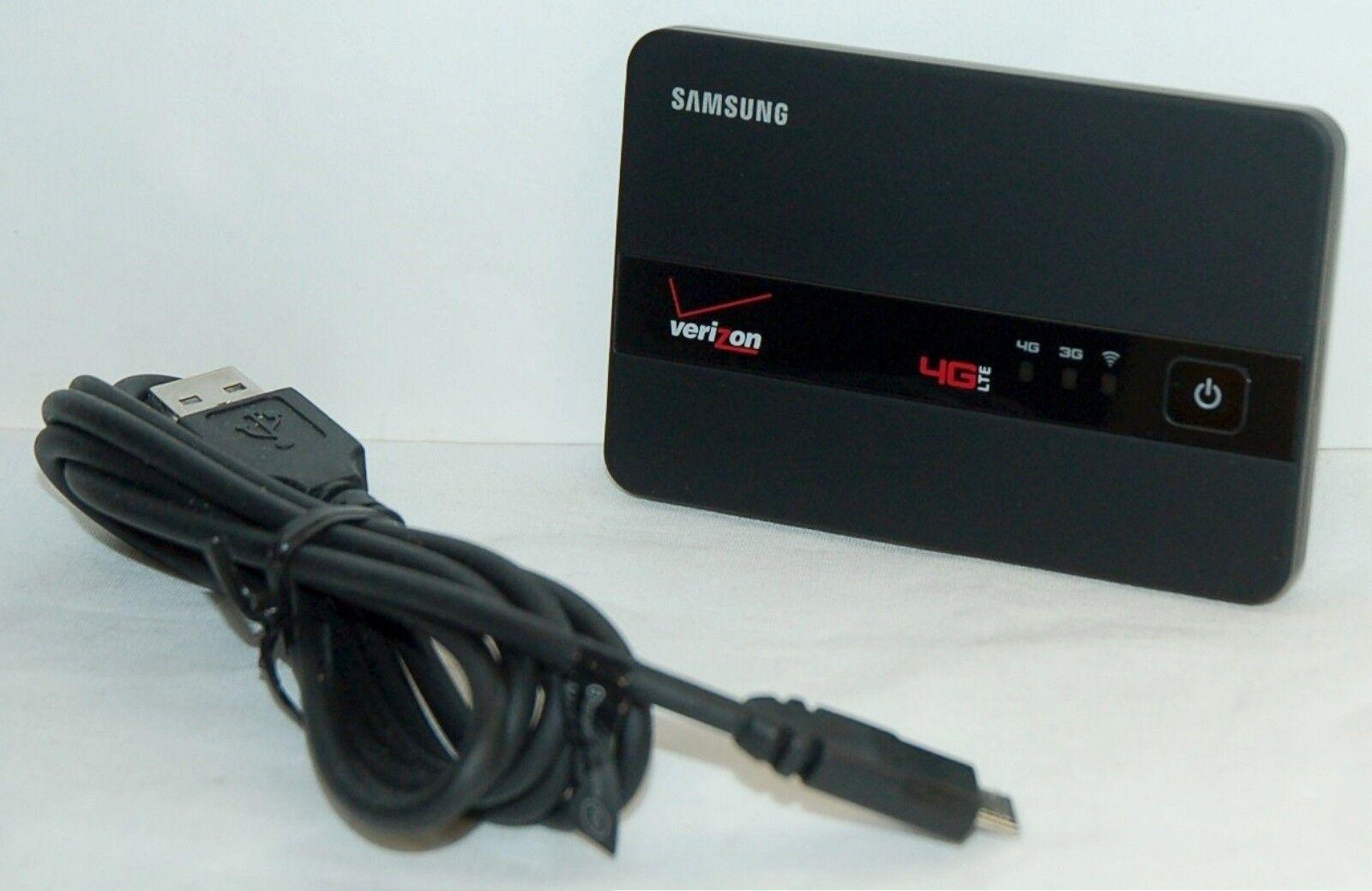 Samsung Jetpack 4g Lte Mobile Wireless Hotspot Verizon Sch