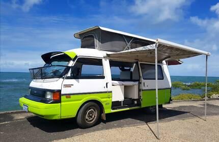 Ford Econovan Maxi - Backpackers Dream Caravan