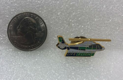 Life Flight Helicopter St Vincent Medical College Pin