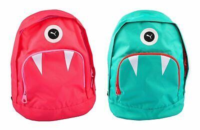 Puma Kinder Rucksack Monster Kindergartentasche Kindergartenrucksack Sporttasche (Kinder Puma Rucksack)