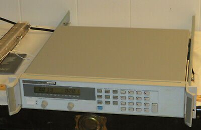 Hp Agilent 6643a System Dc Power Supply Opt. J11 0-40v 0-5a - Full Load Tested