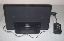Nice!! SONY Speaker Dock/ Clock Radio for iPod & iPhone ICF-CS15iP Dream Machine
