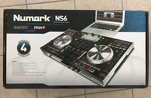 Numark NS6 New condition