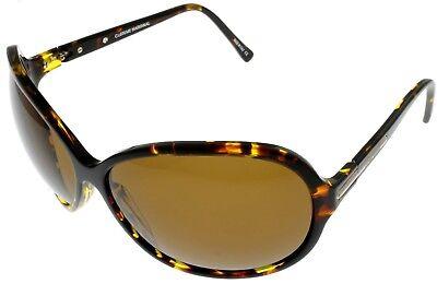 Costume National Sunglasses Women CN 5003 04 Spotted Havana Yellow