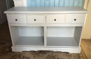 Shabby Chic Change Table