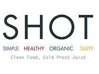 Healthy Eatery in St Paul's seeking part-time Team Member FOR IMMEDIATE START