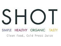 Healthy Eatery in St Paul's seeking Full-time Experienced Barista - Mon-Fri only
