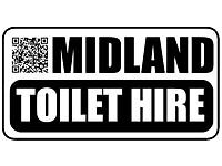 Servicing of Portable Toilets in the West Midlands.