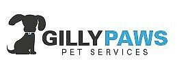 GillyPaws dog walking services