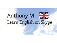 Learn English on Skype - study with a native teacher from London!