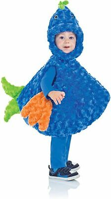 UNDERWRAPS BELLY BABIES BIG MOUTH FISH KID'S HALLOWEEN COSTUME ASST SIZES NEW  - Halloween Costumes Fish