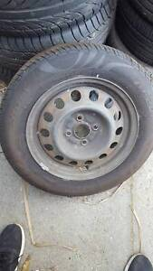 """14"""" Toyota corolla stock wheels and tyres Dandenong Greater Dandenong Preview"""