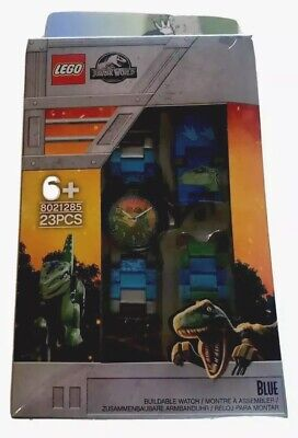 kids lego Jurassic World Buildable Watch Age 6+