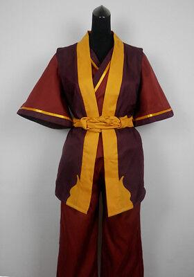 Anime Avatar The Last Airbender Prince Zuko Cosplay Costume (Zuko Costumes)