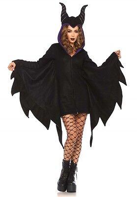 IAL Leg Avenue 85519 Sexy Damen Kostüm Cozy Maleficent Teufelin Hexe