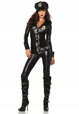 LAG Leg Avenue 83912 Sexy Damen Kostüm Polizei - Swat Kostüm Damen