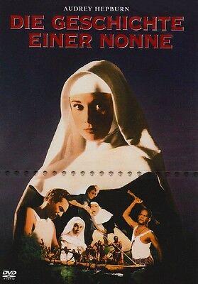 DVD * Die Geschichte einer Nonne * NEU OVP * Audrey Hepburn