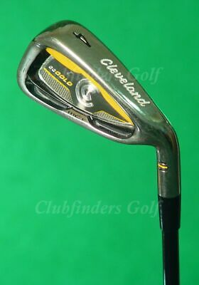Cleveland CG Gold Single 4 Iron Factory 75g Graphite Senior