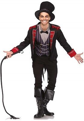 LAG Leg Avenue 85497 Fasching Herren Kostüm Direktor Zirkus Ring Master (Herren Direktor Kostüme)
