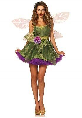 LAG Leg Avenue 83868 Sexy Damen Kostüm Fee Elfe Waldfee Wald Woodland Fairy