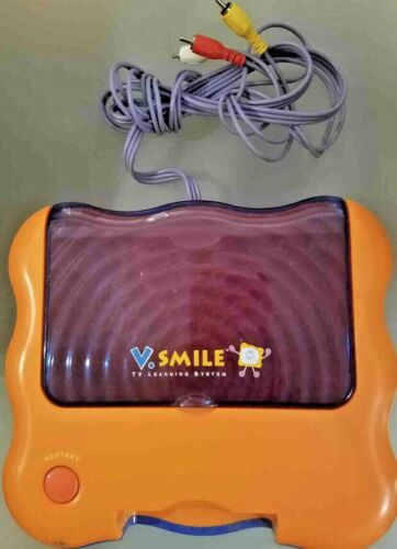 V.Smile TV Learning System Console Only, Turns On, By VTech