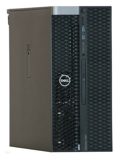 Dell Precision T7820 7820 Workstation Xeon 3204 32gb Quadro P600 512gb Ssd