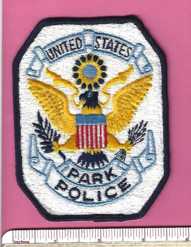 United States US Park Police Washington DC Law Enforcement Police Shoulder Patch