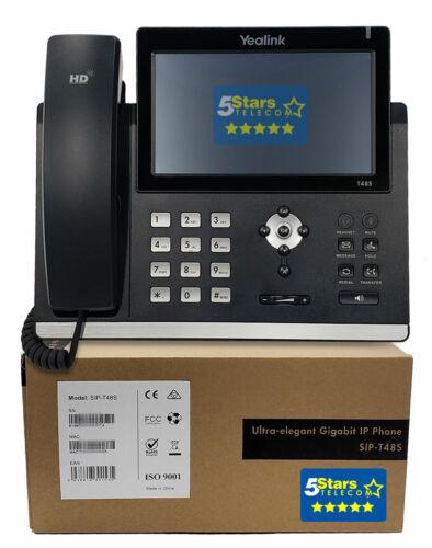Yealink SIP-T48S Gigabit HD IP Phone - Brand New, 1 Year Warranty