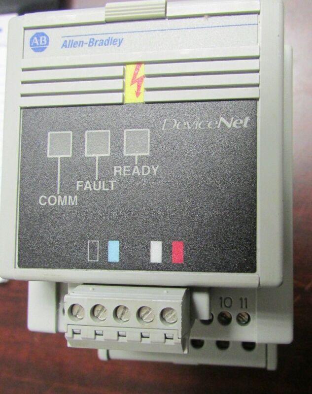 ALLEN BRADLEY Speed Controller Motor Drive 160 BAO3NPS1 Device Net 160 DN2