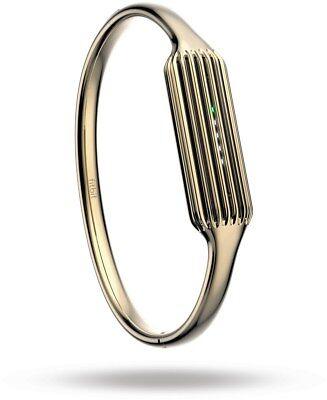 FITBIT Activity Tracker / Smartband-Zubehö Armreif (L) für Flex 2 gold
