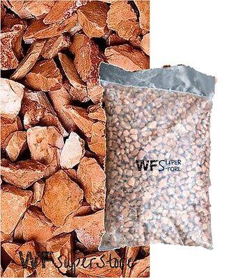 Graniglia marmo Rosso Verona 8/12 - sacco da 25 kg - sassi pietre giardino