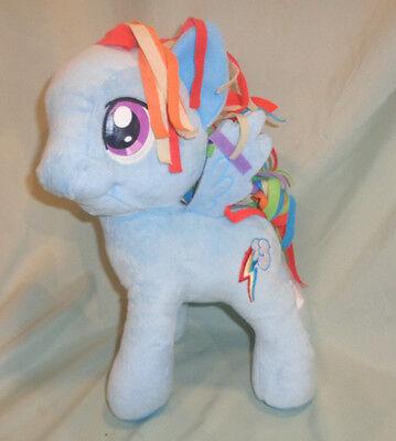 "My Little Pony Friendship Is Magic 11"" Plush Figure Rainbow Dash"