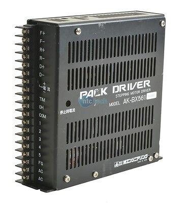 Pack Driver Ak-bx561 Nik5 Stepping Motor Driver