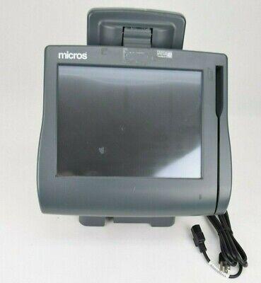 Micros Workstation Ws4 Lx Touchscreen Retail Pos System Terminal