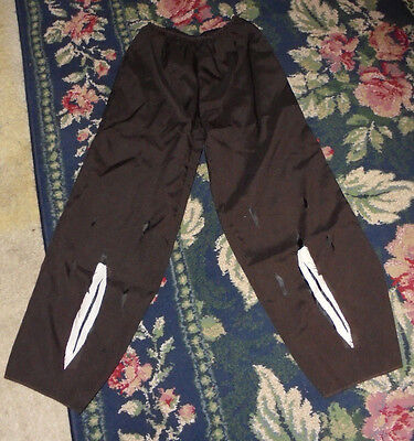 GUC boys size 10.5-12.5 Halloween costume pants Pirate Zombie dress up bones  ()