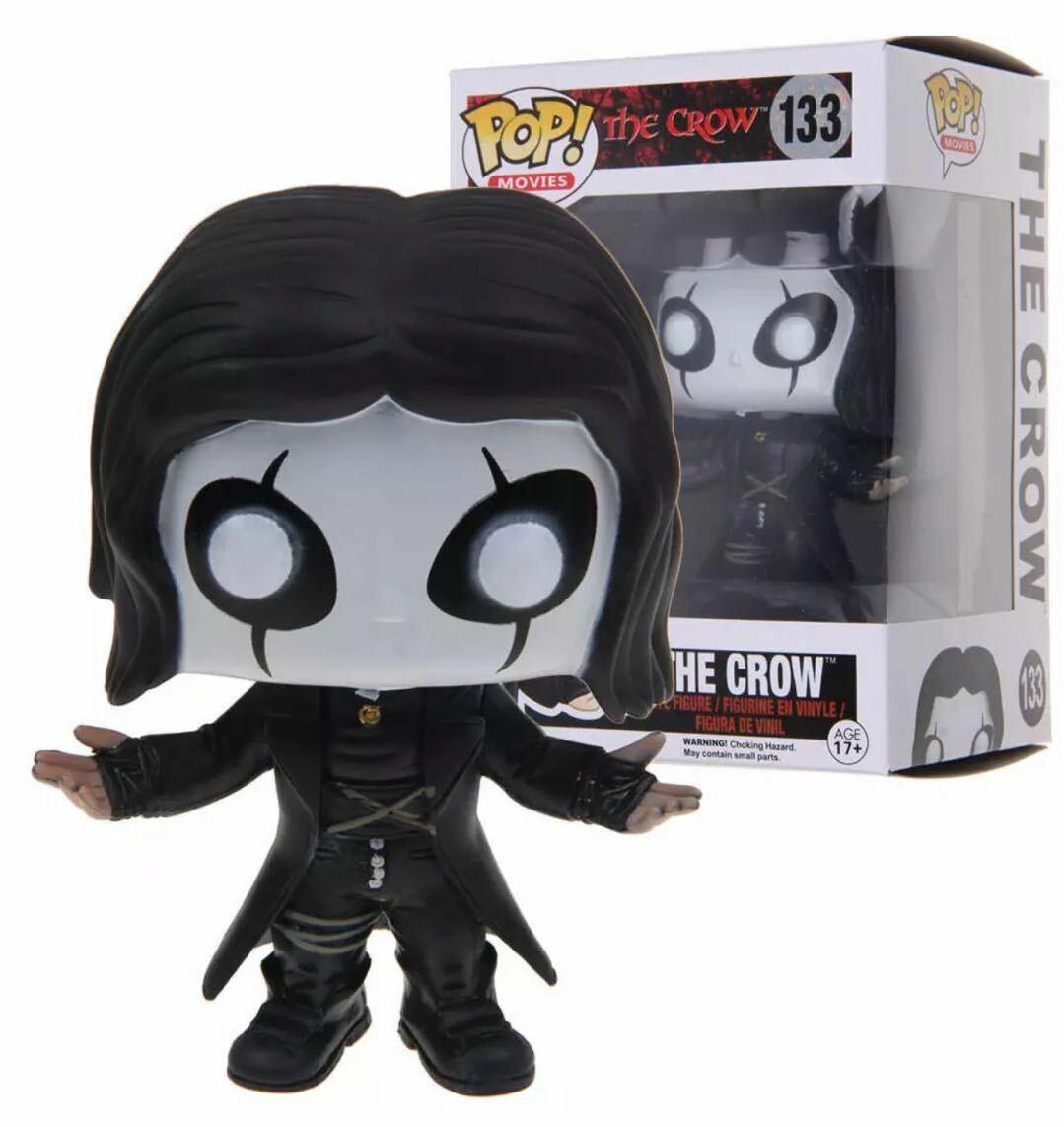 Funko - POP Movies Horror Vinyl Figure The Crow Eric Draven