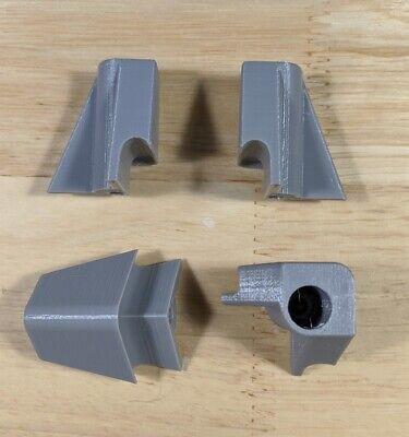 Set Hpagilent Esgpsg Rf Signal Generator Compatible 3d Printed Rear Feetfoot